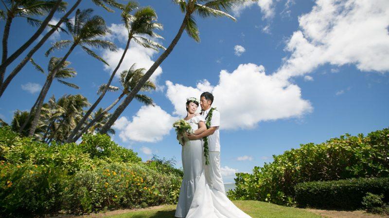 ハワイアンスタイル ウエディング