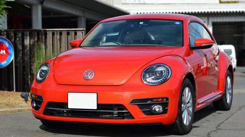 フォルクスワーゲン The Beetle Design